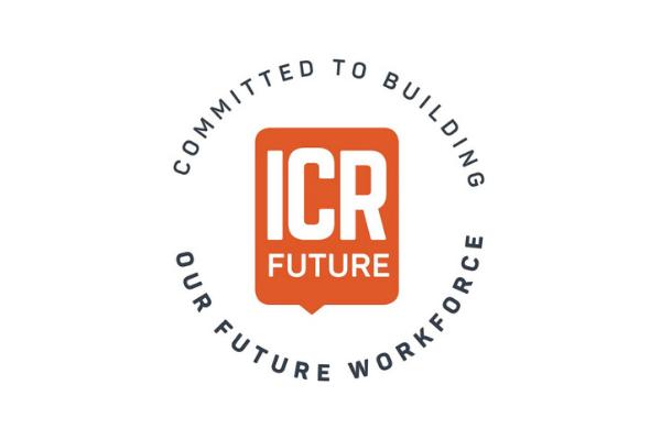 ICR Future Internship Campaign Logo