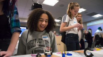 Collins Aerospace Girls Engineering Day